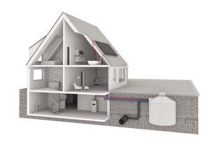 Eisspeicher - Alternative zu Erdwärmesonden und Erdkollektoren für Sole/Wasser-Wärmepumpen