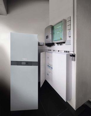 Vitocharge: Modulares Stromspeicher-System