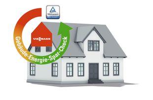 Der einzige TÜV-zertifizierte Gebäude-Energie-Spar-Check